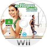Gold's Gym: Cardio Workout Wii disc (REKU41)