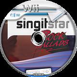 SingItStar Rock Ballads CUSTOM disc (R02PEA)