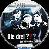 Die drei Fragezeichen - Das verfluchte Schloss Wii disc (R4DDUS)