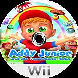 Addy Junior und die verzauberte Natur Wii disc (R8UXMR)