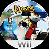 Klonoa Wii disc (R96PAF)