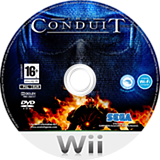 The Conduit Wii disc (RCJP8P)