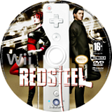 Red Steel Wii disc (REDP41)