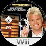 Deal Or No Deal: Der Banker Schlägt Zurück Wii disc (RLADMR)