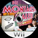 Die Montagsmaler Wii disc (RRIPTV)
