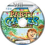 Party Games: 20 Spiele Wii disc (RRTP52)