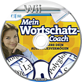 Mein Wortschatz-Coach - Verbessere dein Ausdrucksvermögen Wii disc (RW4D41)