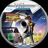 Zurück in die Zukunft - Das Spiel Wii disc (S5BPKM)