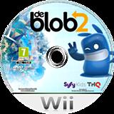 de Blob 2 Wii disc (SDBP78)