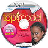 Germany's Next Top Model 2010 Wii disc (SG3DSV)