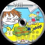 Henry der Schreckliche Wii disc (SHMPLR)
