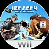 Ice Age 4:Voll Verschoben - Die Arktischen Spiele Wii disc (SIAP52)