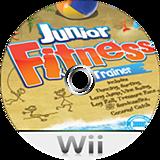 Junior Fitness Trainer Wii disc (SJFPGR)