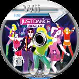 Just Dance: Best Of Wii disc (SJTP41)