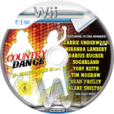 Country Dance Wii disc (SQ2PXT)
