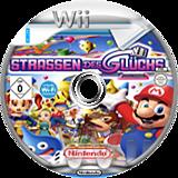 Straßen des Glücks Wii disc (ST7P01)