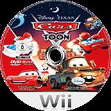 Cars Toon:Hooks unglaubliche Geschichten Wii disc (STOP4Q)