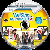 We Sing: Deutsche Hits 2 Wii disc (SU8PNG)