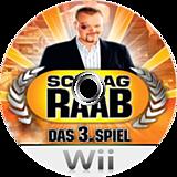 Schlag den Raab - Das 3. Spiel Wii disc (SUYDRV)