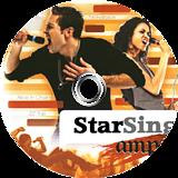 StarSing:Amped Part. I v2.0 CUSTOM disc (CS6PZZ)