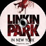 StarSing:Linkin Park Live at Webster Hall New York v2.0 CUSTOM disc (CSPP00)