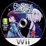 Fragile Dreams: Farewell Ruins of the Moon Wii disc (R2GP99)