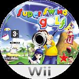Super Swing Golf Wii disc (R2PP99)