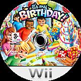 It's my Birthday! Wii disc (R2YP54)