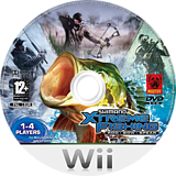 Shimano Extreme Fishing Wii disc (R39PNK)