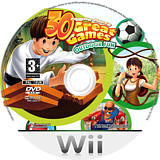 Family Party: 30 Great Games Outdoor Fun Wii disc (R63PG9)