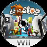 de Blob Wii disc (R6BP78)