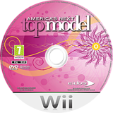 America's Next Top Model Wii disc (R6MPML)