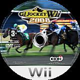 G1 Jockey Wii 2008 Wii disc (R8GPC8)
