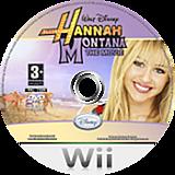 Hannah Montana: The Movie Wii disc (R8HP4Q)