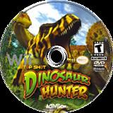 Top Shot Dinosaur Hunter Wii disc (R8XZ52)