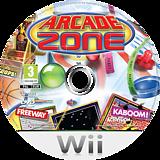Arcade Zone Wii disc (R9XP52)