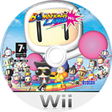 Bomberman Land Wii Wii disc (RBBP99)