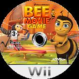 Bee Movie Game Wii disc (RBEP52)
