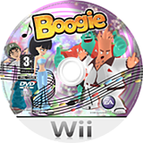 Boogie Wii disc (RBOP69)