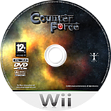 Counter Force Wii disc (RCTPGT)