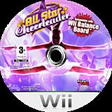 All Star Cheerleader Wii disc (RCXP78)