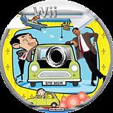 Mr Bean's Wacky World of Wii Wii disc (REBPMT)
