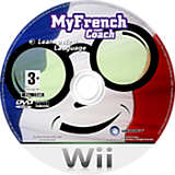 My French Coach: Improve Your French Wii disc (REFP41)