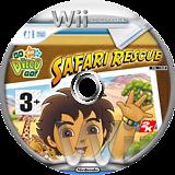 Go, Diego, Go! Safari Rescue Wii disc (REQY54)