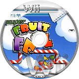 Super Fruit Fall Wii disc (RF4P6M)