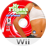 My Fitness Coach: Get In Shape Wii disc (RFKP41)
