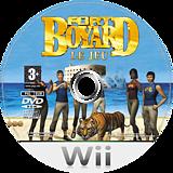 Fort Boyard Wii disc (RFYFMR)