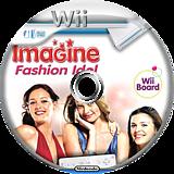 Imagine Fashion Idol Wii disc (RFZP41)