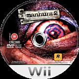 Manhunt 2 Wii disc (RHTP54)