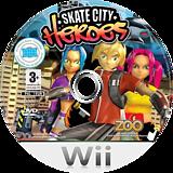 Skate City Heroes Wii disc (RHUP7J)